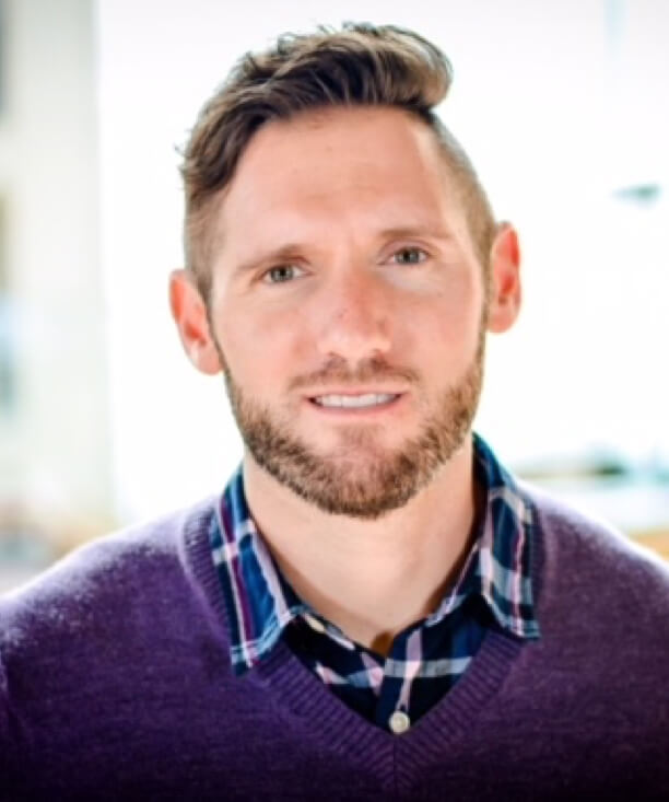 Portrait of Aaron Bernstein, Senior Director of Insights and Advocacy, Walmart