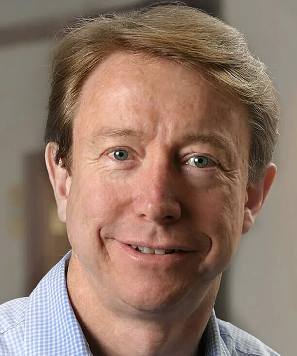 Portrait of Patrick Forth, Global Practice Leader, Technology, Media and Telecommunications, BCG
